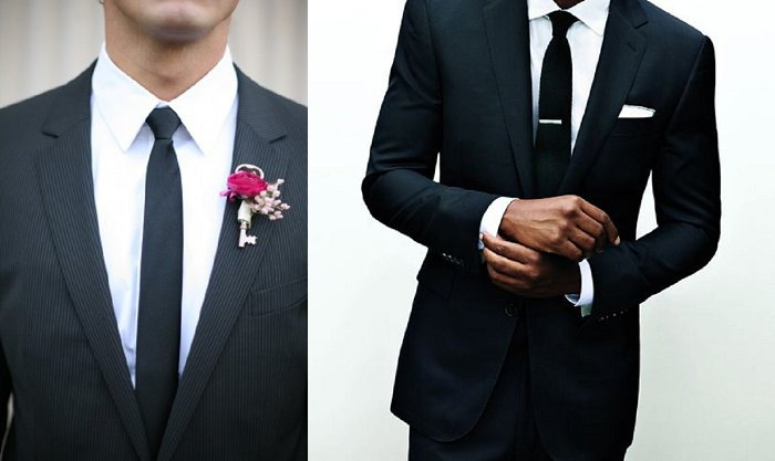 Above: Some inspiration for Adams November wedding suit via Pinterest
