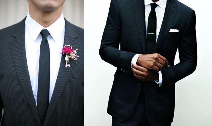 Above: Some inspiration for Adams November wedding suit via Pinterest